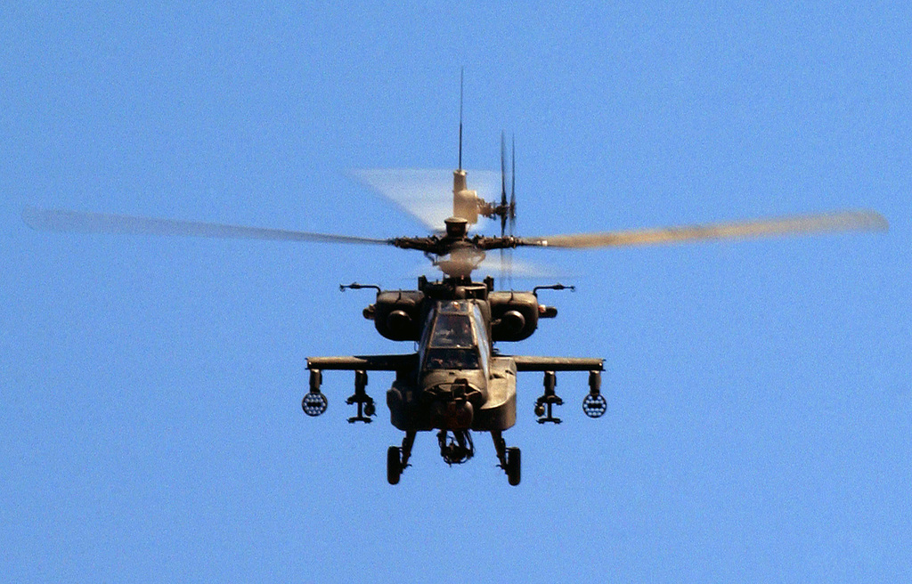 AH-64A Apač